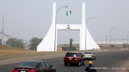 FCT: Abuja City Gate.