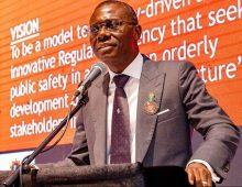 Lagos State Governor Babajide Sanwo-Olu