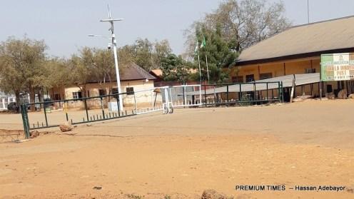 BORDER: Nigeria-Niger border, Illela Sokoto State.