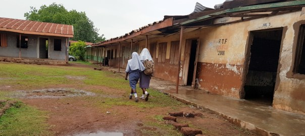 Baboko Community Secondary School building