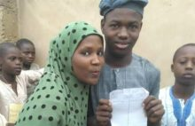 First ever love election holds in Bauchi Photo by Mubarak Umar