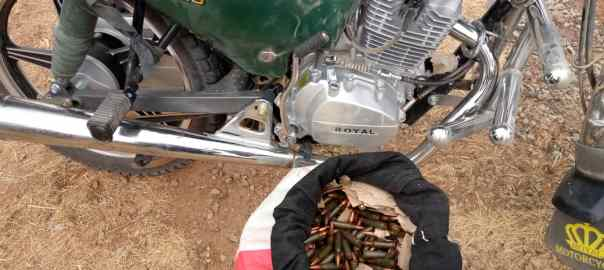 Bag of ammunition disguised as bag of rice in Zamfara