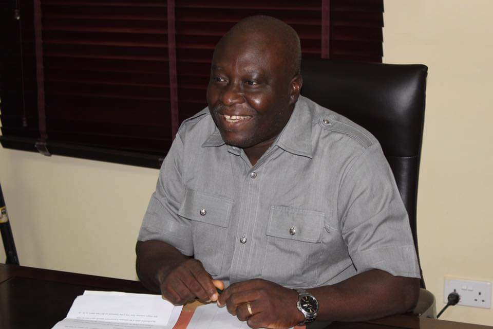 Director-General of NATIONAL BROADCASTING COMMISSION (NBC), Prof Armstrong Idachaba