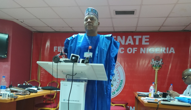 Former Borno State Governor, Kashim Shettima