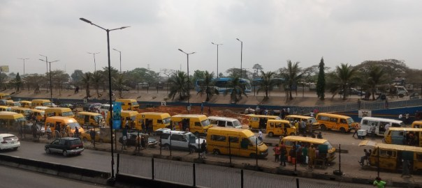 Berger Park in Lagos: Lagosians move on amidst ban of tricycles and motorcycles