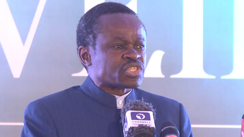 Patrick Lumumba, a former director of Kenya's anti-corruption commission