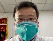 Li Wenliang, a 34-year-old ophthalmologist. [PHOTO CREDIT: Washingtonpost]