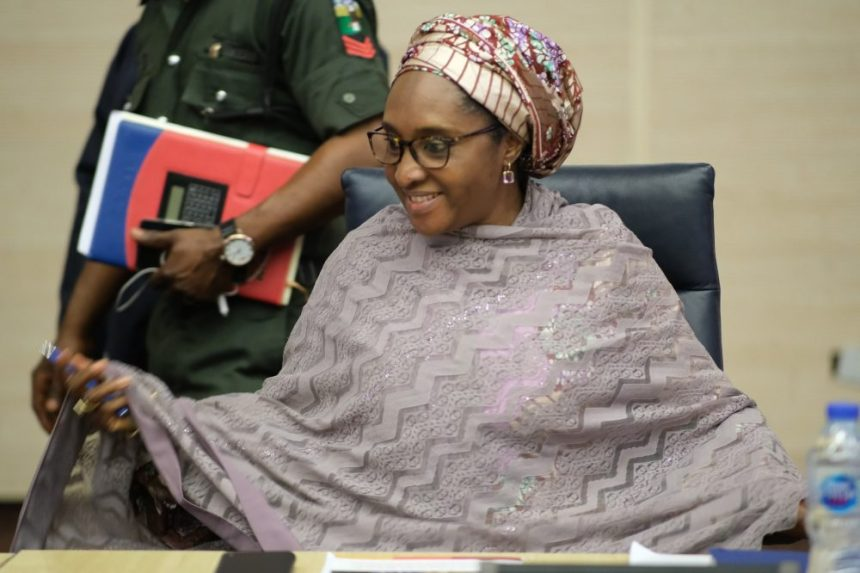 Minister of Finance Budget and National Planning, Zainab Ahmed [PHOTO CREDIT: @FinMinNigeria]
