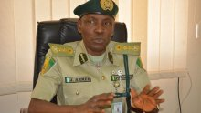Nigerian Correctional Service (NCS), Comptroller General (CG), Ja'afaru Ahmed