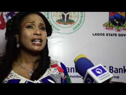 Queen Uboh, President, Nigerian Para-Powerlifting Federation