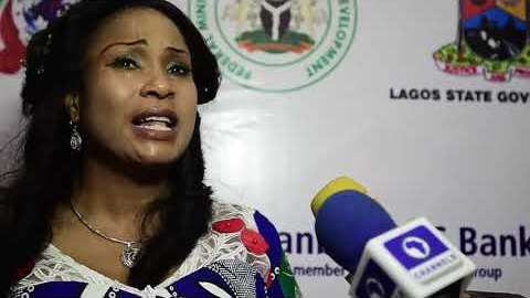 Queen Uboh, President, Nigerian Para-Powerlifting Federation