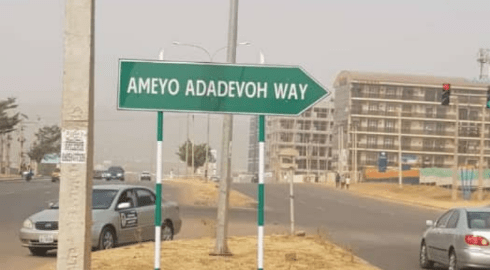 Abuja street named after Stella Adadevoh