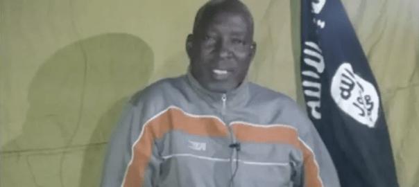 Slain chairman of the association in Michika Local Government Area of Adamawa State, Lawan Andimi.