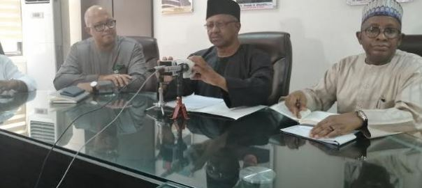 The Minister of Health, Osagie Ehanire, said at a press briefing