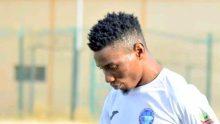 Dayo Ojo, football player with Enyimba