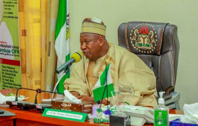 Ganduje appoints Nasiru Ado Bayero new Emir of Bichi - Premium ...