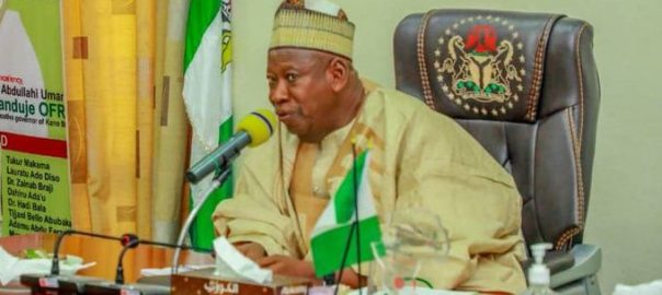 Abdullahi Ganduje, Governor of Kano State