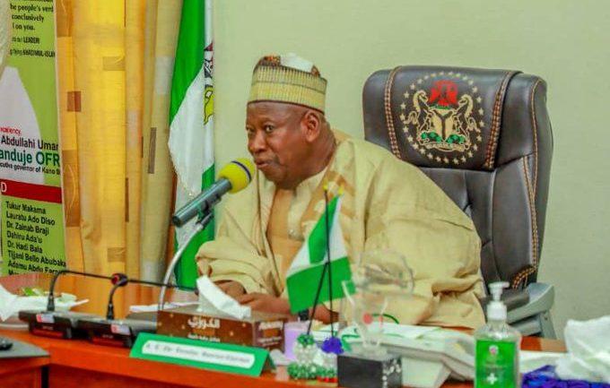 Abdullahi Ganduje, Governor of Kano State