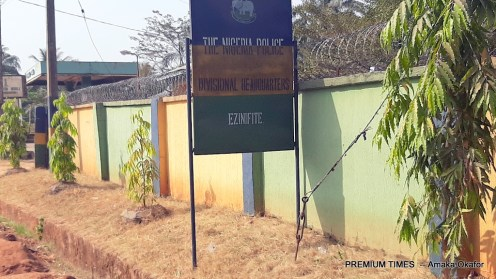 Ezinifite police station Nnewi South