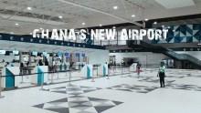 Ghana Airport [PHOTO CREDIT: TheFisayo]