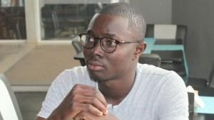 Journalist, Ignace Sossou, 31, has been in prison since 20 December 2019