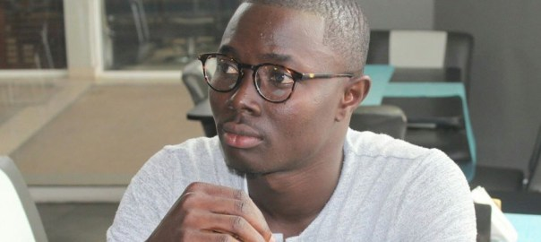Journalist, Ignace Sossou, 31, has been in prison since 20 December 2019