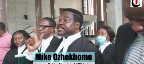 Nigerian Lawyer - Mike Ozhekhome