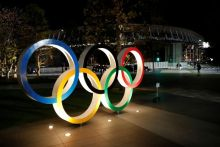 The Olympic Rings [PHOTO CREDIT: beIN SPORTS]