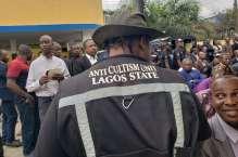 Anti-Cultism Unit, Lagos State.