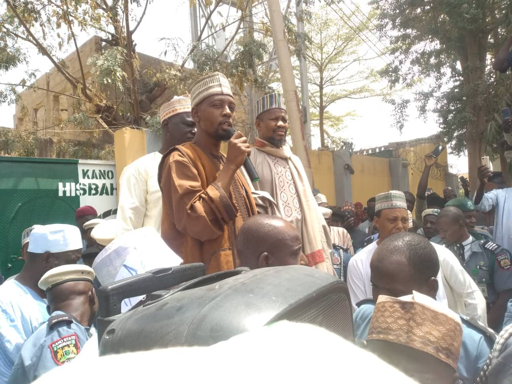 "Yahaya Sharif-Aminu: Protest In Kano Over ""Blasphemy Against ..."