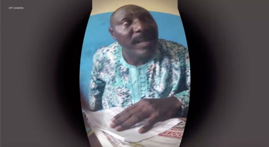 Babalawo in IPOs' office