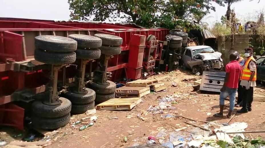 Seven dead in accident on Enugu-Port Harcourt Expressway - Premium Times