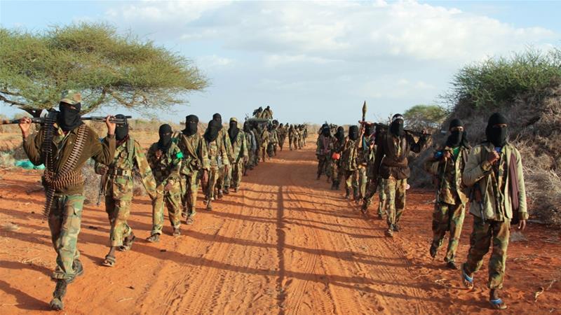 Somalia armed fighters [PHOTO CREDIT: Al Jazeera]