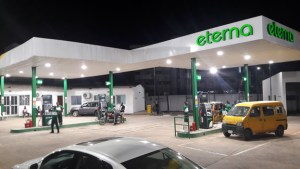 Eterna PLC filling station used to illustrate the story. [PHOTO CREDIT: Official website of Eterna PLC | eternaplc.com]