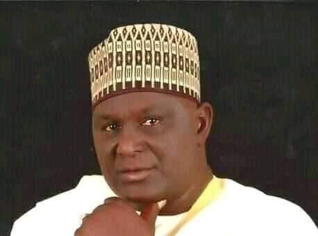 President, Nigeria Weightlifting Federation (NWF), Yahaya Muhammad