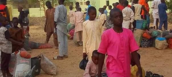 ALMAJIRI: almajiri's deported from Kano
