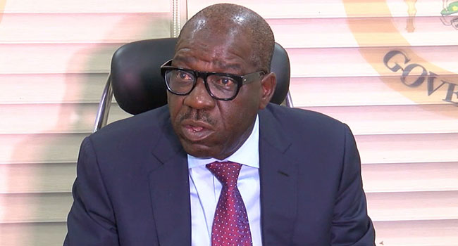 The candidate of the Peoples Democratic Party (PDP), in the Edo governorship election, Gov. Godwin Obaseki, on Saturday dedicated his ward-to-ward campaign for the poll to God Almighty. He said this as he rounded-off  his five weeks campaign to political wards in the state at his home ward, Oredo Ward 4. He declared the campaigns […]