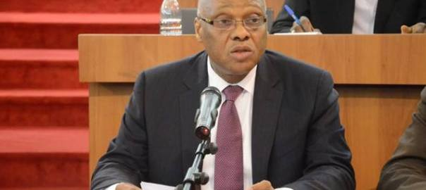 Jean-Claude Brou, ECOWAS Commission Chairman.