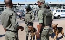 Mozambique-police