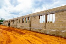 New isolation centre under construction in Uruan, Akwa Ibom state