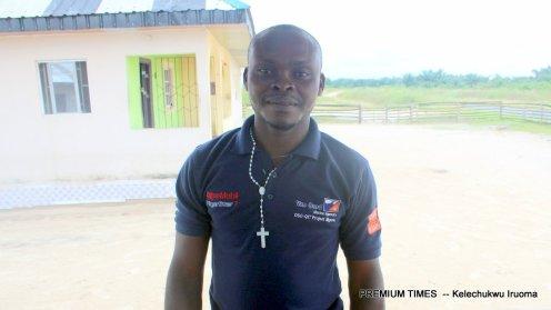 James Eshiet, Ibeno Youth President