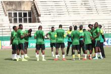 FOOTBALLERS: Plateau United