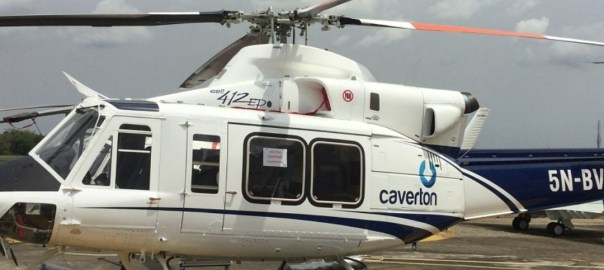 Caverton Helicopter (Photo Credit: caverton-offshore.com)