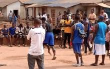 Street Boxing during lockdown(1)