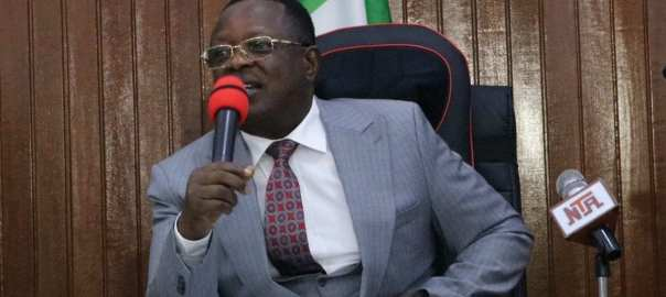 Ebonyi State Governor, David Umahi