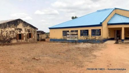 The primary healthcare in Sabo that serves seven communities