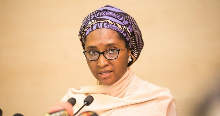 Nigeria's finance Minister, Zainab Ahmed [PHOTO: Pulse.ng]