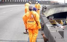 -Lagos state's street sweepers
