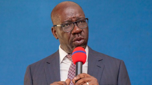 The Edo State governor, Godwin Obaseki, is consulting stakeholders on other measures to halt Covid-19