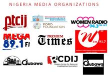 Some Nigeria media organizations
